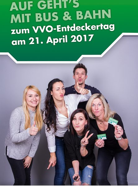 VVO Photobox Entdeckertag