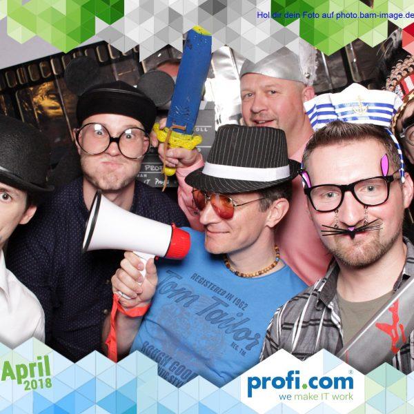 Film ab! Profi.com AG